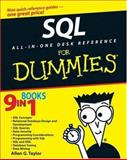 SQL All-in-One Desk Reference for Dummies, Allen G. Taylor, 0470119284