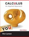 Calculus : An Applied Approach, Larson, Ron, 1133109284