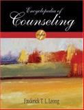 Encyclopedia of Counseling, , 1412909287