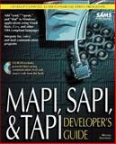 Mapi, Sapi, and Tapi Developer's Guide, Amundsen, Michael, 0672309289