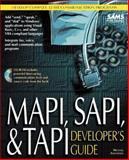 Mapi, Sapi, and Tapi Developer's Guide 9780672309281