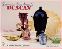 Depression Glass by Duncan, Leslie Pina, 0764309285