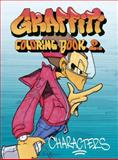 Graffiti Coloring Book 2, Jacob Kimvall, 9185639281
