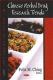 Chinese Herbal Drug Research Trends 9781600219283