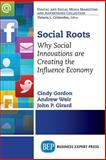 Social Media Roots : The First Decade of the Digital Media Leadership in the Influence Economy, Gordon, Cindy and Girard, John P., 1606499289