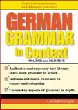 German Grammar in Context, Carol Fehringer, 0071419284