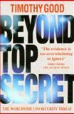Beyond Top Secret, Timothy Good, 0330349287