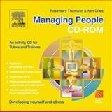 Managing People CD-ROM, Giles, Ken and Thomson, Andrew, 0750659289