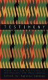 Testimony : Young African-Americans on Self-Discovery and Black Identity, , 0807009288