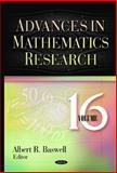 Advances in Mathematics Research. Volume 16, , 1613249284