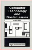 Computer Technology and Social Issues, Garson, G. David, 1878289284