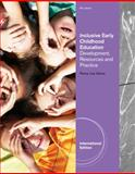 Inclusive Early Childhood Education : Development, Resources and Practice, Deiner, Penny, 0840029284