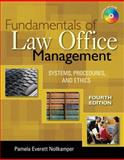 Fundamentals of Law Office Management, Everett-Nollkamper, Pamela, 142831928X