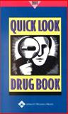 Quick Look Drug Book 2003, Lance, Leonard L., 0781739292