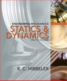 Engineering Mechanics : Combined Statics and Dynamics, Hibbeler, Russell C., 0138149291
