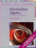Intermediate Algebra : Concepts and Applications, Bittinger, Marvin L., 0201889293