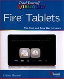 Teach Yourself VISUALLY Kindle Fire X, Hattersley, Mark, 1118919297