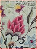 Encyclopedia of Embroidery Stitches, Including Crewel, Marion Nichols, 0486229297