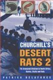 Churchill's Desert Rats 9780750929295