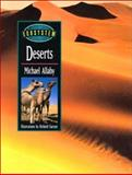 Deserts, Allaby, Michael, 0816039291