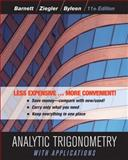 Analytic Trigonometry with Applications, Barnett, Raymond A. and Byleen, Karl E., 1118129296