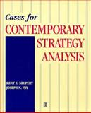 Cases in Contemporary Strategy Analysis, Neupert, Kent E. and Fry, Joseph N., 1557869294