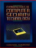 Fundamentals of Computer Security Technology, Amoroso, Edward, 0131089293