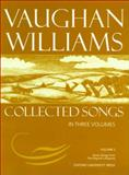 Collected Songs of Ralph Vaughan Williams Vol. 3, Williams, Ralph Vaughan, 0193459299