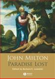 Paradise Lost, Milton, John and Lewalski, Barbara Kiefer, 1405129298