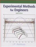 Experimental Methods for Engineers, Holman, Jack, 0073529303