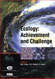 Ecology: Achievement and Challenge : 41st Symposium of the British Ecological Society, , 0521549302