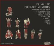 3D Interactive Anatomy, Primal Pictures Staff, 1904369308