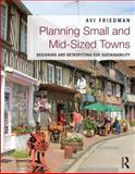 Planning Small and Mid-Sized Towns, Friedman, Avi, 0415539307