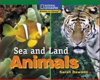 Sea and Land Animals, National Geographic Learning National Geographic Learning, 0792289307