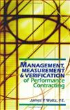Management, Measurement and Verification of Performance Contracting, Waltz, James P., 0824709306
