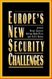 Europe's New Security Challenges, , 1555879306