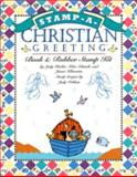 Stamp-A-Christian Greeting, Judy Ritchie and Kate Schmidt, 0883639300