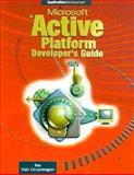 Microsoft Active Platform Developer's Guide 9780071349307