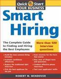 Smart Hiring, Robert Wendover, 1402209304
