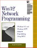Windows 95 Network Programming with MFC, Davis, Ralph, 0201489309