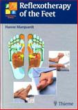 Reflexotherapy of the Feet, Marquardt, Hanne, 0865779317