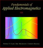 Fundamentals of Applied Electromagnetics, Ulaby, Fawwaz T. and Michielssen, Eric, 0132139316