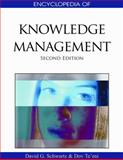 Encyclopedia of Knowledge Management, David Schwartz, 1599049317