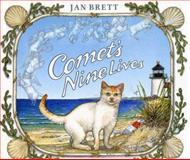 Comet's Nine Lives, Jan Brett, 0399229310