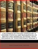 Cyclopædia of English Literature, Robert Chambers and Robert Carruthers, 1147419310