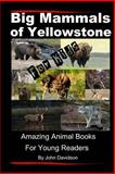 Big Mammals of Yellowstone for Kids, John Davidson, 1484879317