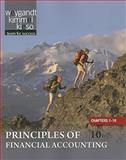 Principles of Financial Accounting, Chapters 1-18 10th Edition