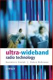 Ultra-Wideband Radio Technology, Siwiak, Kazimierz and McKeown, Debra, 0470859318