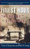 Finest Hour, Philip R. Craig and Tim Clayton, 0684869314