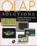 OLAP Solutions : Building Multidimensional Information Systems, Thomsen, Erik, 0471149314